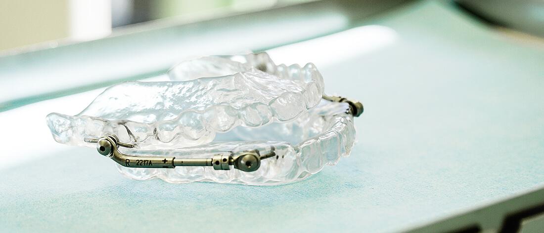 Zahnarzt Heisingen Schnarchschienen